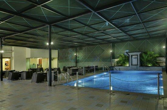 Pride Hotel Chennai: Swimming pool