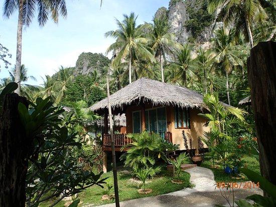 Ban Sainai Resort: Tropic houses..very nice