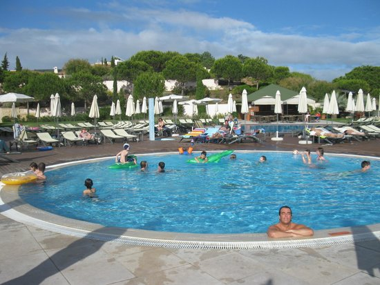 Real Bellavista Hotel & Spa: One of the 3 outdoor pools at the Bellavista