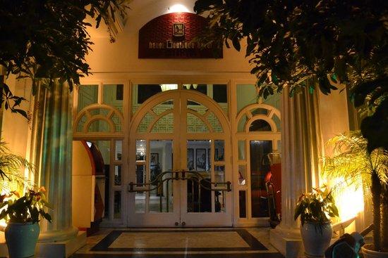 Hanoi Boutique Hotel & Spa: Ах эти двери...