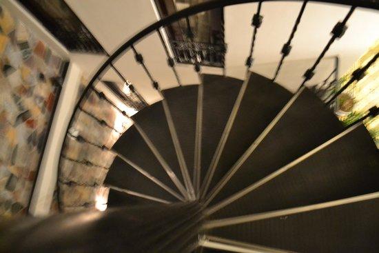 Hanoi Boutique Hotel & Spa: Очеровательная лестница