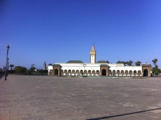 Royal Palace of Rabat: Le Mechouar, Mezquita de Ahl Fas