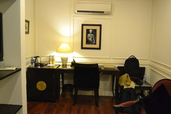 Hanoi Boutique Hotel & Spa: Deluxe