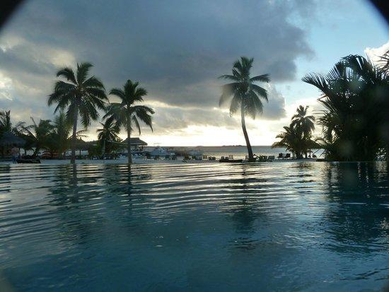 InterContinental Moorea Resort & Spa: Piscina
