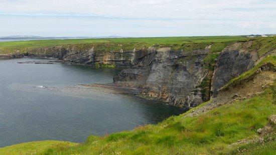 Bromore Cliffs : Juni 2014