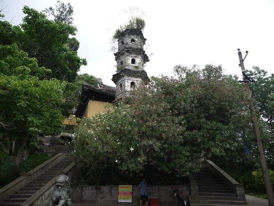 Jiangnan Great Wall: Древняя пагода