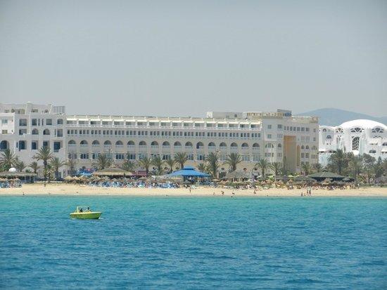 Yasmin Hammamet : Beach front