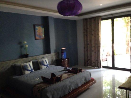 In Touch Resort & Restaurant: Lovely Bedroom