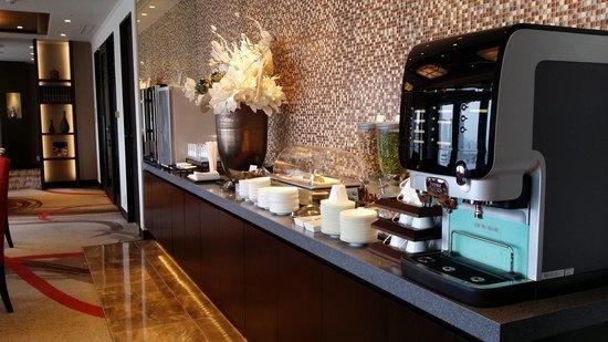 Keio Plaza Hotel Tokyo: lounge