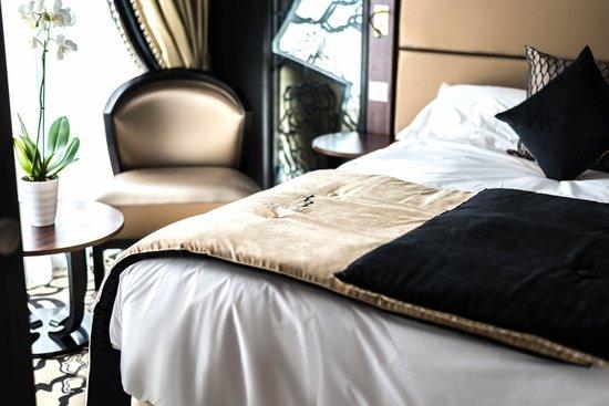 Le Regina Biarritz Hôtel & Spa - MGallery Collection : Chambre Classique