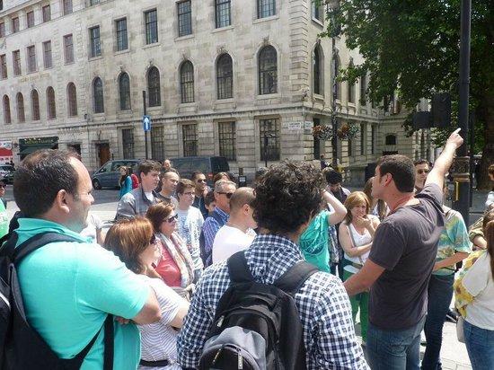 SANDEMANs NEW Europe - London: tour con Aran