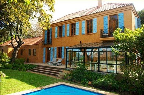 Cap Serein Guest House: Main House