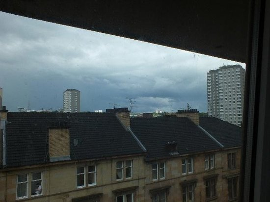 Travelodge Glasgow Central: The view.