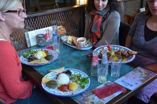 Bazar: Schijn bedriegt: het was echt niet te eten!