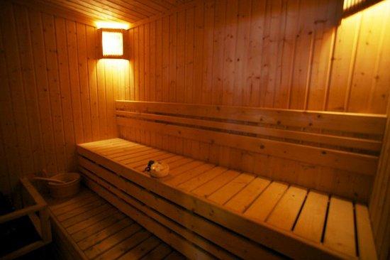 Intimate Hotel: Sauna Room