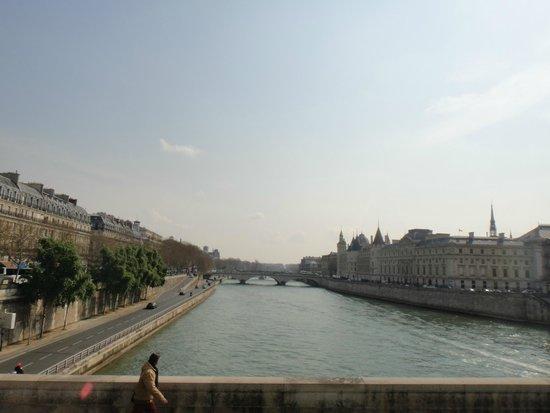 La Seine : R8