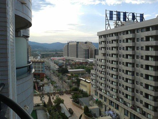 Marina d'Or 5: Vista de la Habitacion