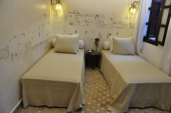 Riad Palau: Essaouira Room