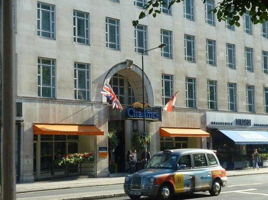 Citadines Holborn-Covent Garden London: Fachada principal