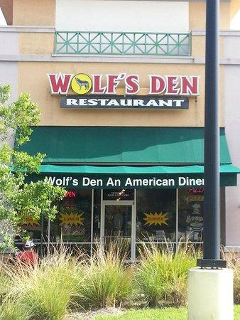 Wolf's Den Restaurant