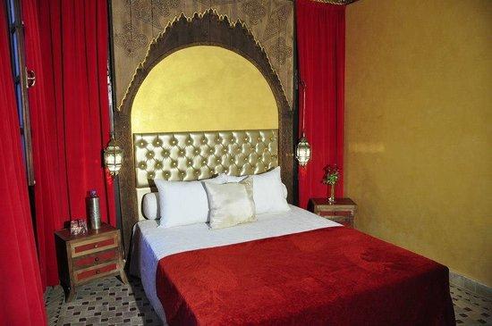 Riad Palau: Sultana room