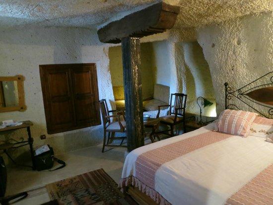Kelebek Special Cave Hotel: Room 113