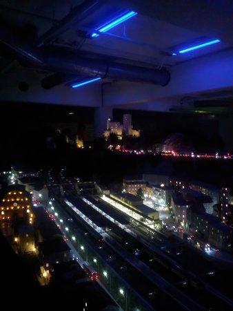 Miniatur Wunderland: Nacht
