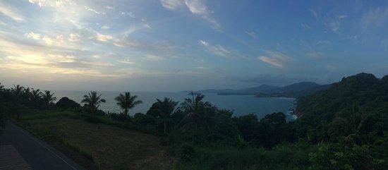 Sunset at Sabai Corner