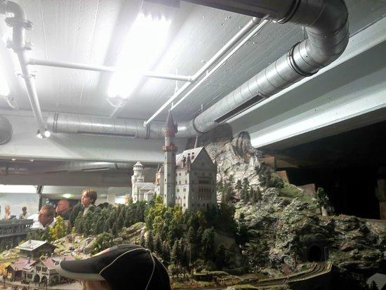Miniatur Wunderland: Schloss Neuschwanstein