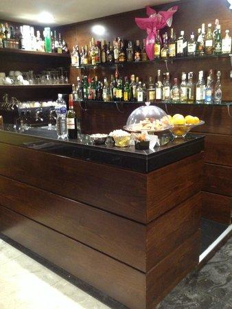 Hotel il Viandante : Bar