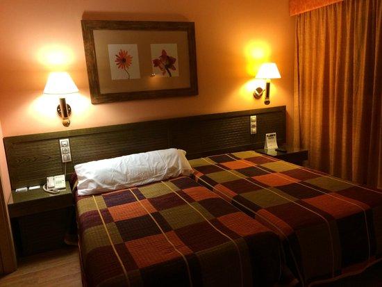 Senator Cadiz Spa Hotel: Habitación