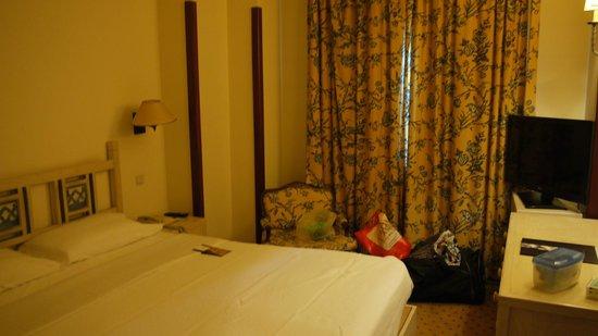 Hotel Real Palacio: Room