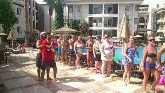 Club Anastasia: Pool Fun