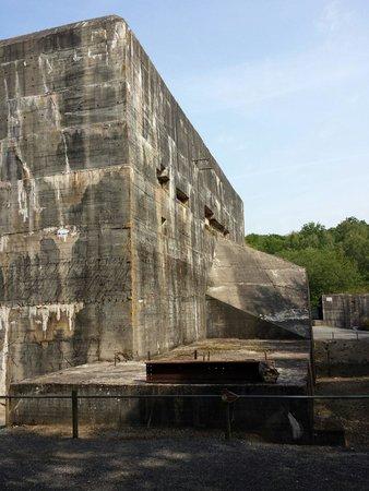 Blockhaus d'Eperlecques : Il bunker