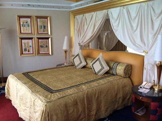 Burj Al Arab Jumeirah: Letto matrimoniale