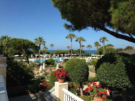 Valentin Sancti Petri Hotel Chiclana: Zona de piscina