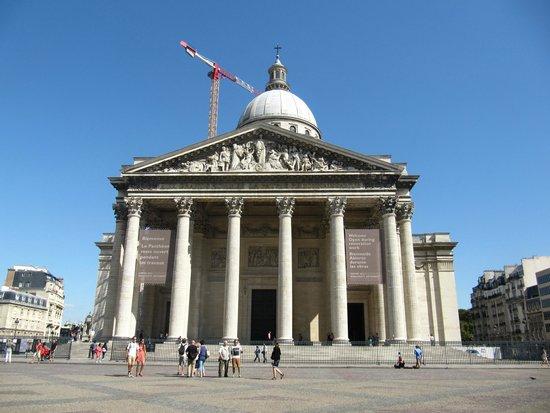 Pantheon: Le Panthéon