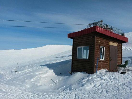 Ski Resort Big Wood: Май 2014