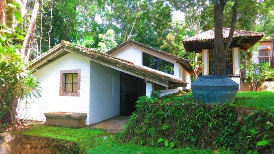 Lunuganga: A work studio