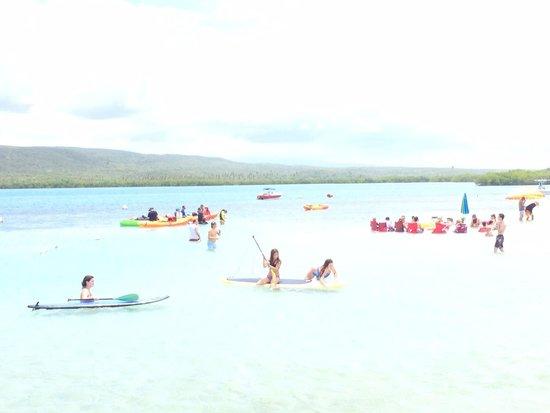 Gilligan's Island : Awesome for kayaks