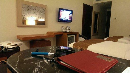 Grand Rocky Hotel Bukittinggi: My room