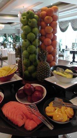 Rixos President Astana Hotel: Frutta