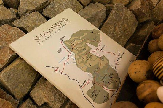 Shamwari Game Reserve Lodges : Eagle's Crag Lounge