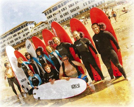 Lokal Surf Bakio