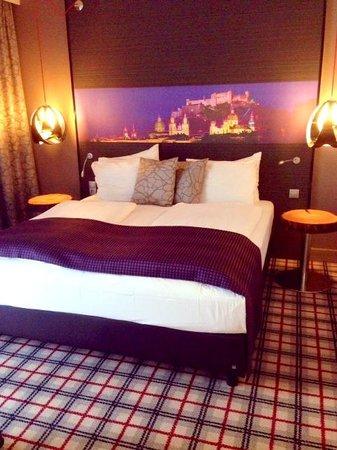 Mercure Salzburg City: Room