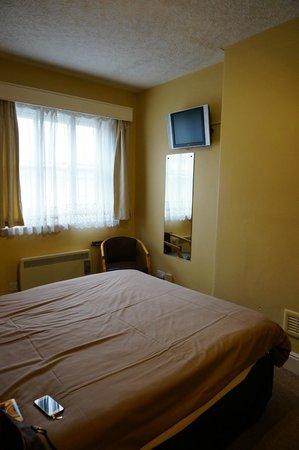 Sandringham Hotel: В номере