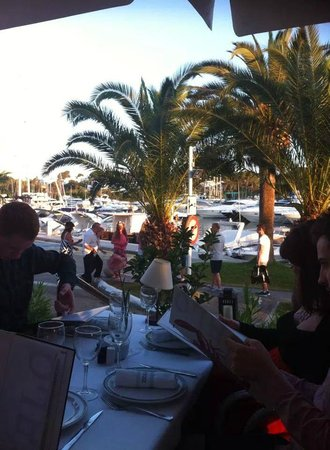 Gavimar Cala Gran Costa del Sur Hotel & Resort: Marina