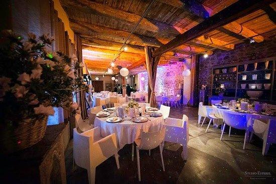 Institut Gastronomie Riviera: Salle de l'IGR Mariage