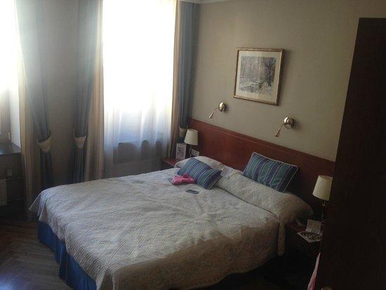 Helvetia Deluxe Hotel : Standard room
