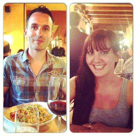 Joseph Ristorante: Enjoying Dinner Menu & Wine